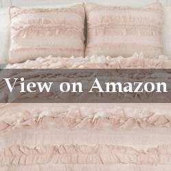 Blush Comforter Set Queen Size Review