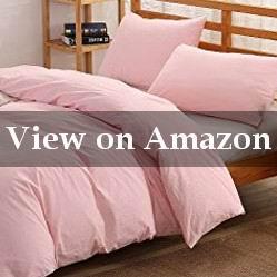 Blush Pink Bedding Sets Reviews