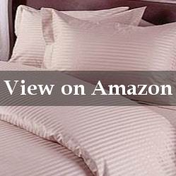 Classic Blush Pink Duvet Cover Set Review