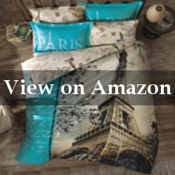 Eiffel Tower Comforter Set Review