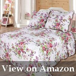 Pink and Purple Comforter Set Review