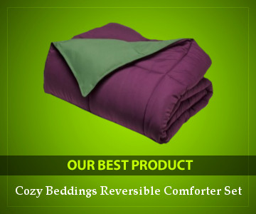 Best Purple Comforter Set