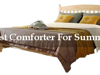 best comforter for summer reviews