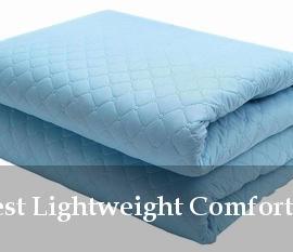 best lightweight comforter reviews