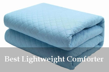 best lightweight comforter reviews