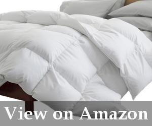 best summer weight down comforter reviews