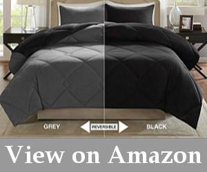 reversible comforter set king