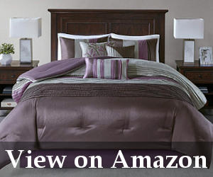 royal purple comforter sets reviews