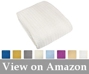 best cotton blankets for summer reviews