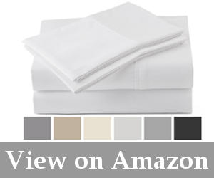 best rated cotton percale sheets reviews