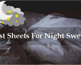 best sheets for night sweats reviews
