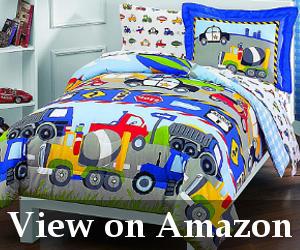 car toddler bedding set reviews