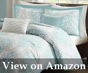 lightweight comforter set reviews