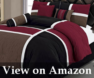 patchwork comforter set reviews