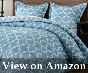 reversible comforter sets reviews