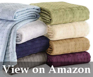 softest cotton blanket reviews