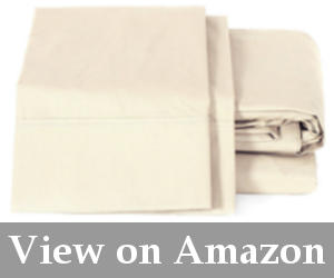best wrinkle free cotton percale sheets reviews