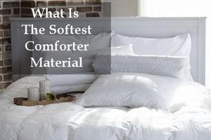 What Is The Best Material For Comforters