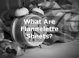 flannel sheets in the summer