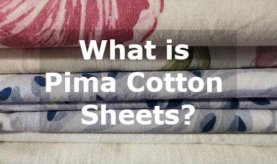 what is pima cotton sheets