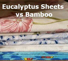 eucalyptus sheets vs bamboo sheets