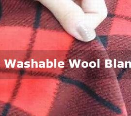 best washable wool blankets